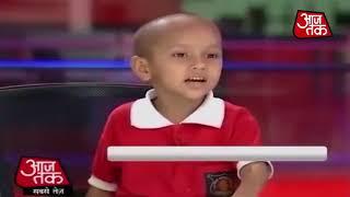 Kautilya Pandit Vs Anjana Om Kashyap : The Genius Child With The Computer Brain