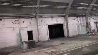 urban exploring: abandoned textile factory