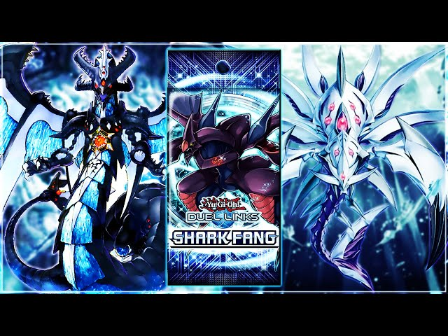 Yu-Gi-Oh! Duel Links | NEW BOX SHARK FANG REVIEW! GISHKI! EVILSWARM! MAESTROKE! STRATOS & MORE?