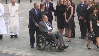 Is President George H.W. Bush Suffering From Broken Heart Syndrome?