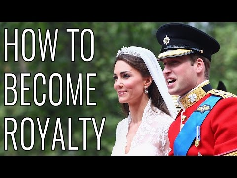 How To Become Royalty - EPIC HOW TO