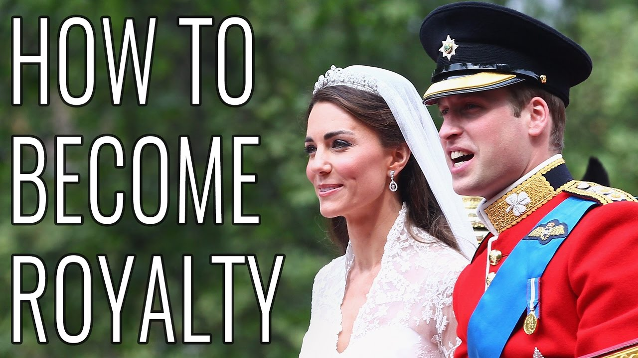 How To Become Royalty - EPIC HOW TO - YouTube