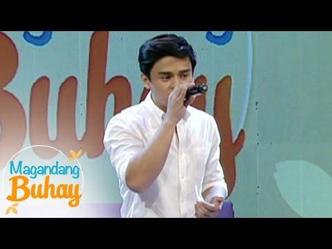 Magandang Buhay: Khalil Ramos sings