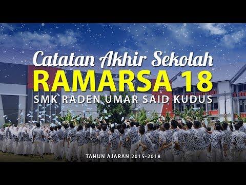 Catatan Akhir Sekolah SMK Raden Umar Said Kudus 2018