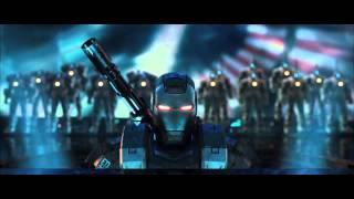 Железный человек 2 Iron Man 2) HD дублированный трейлер