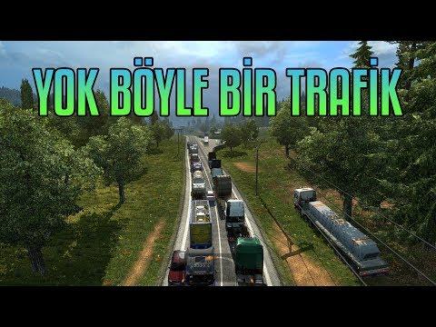 YOK BÖYLE BİR TRAFİK!!! | ETS2MP