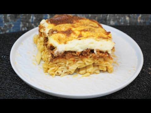 Παστίτσιο!!! – Greek Pastitsio   Greek Cooking by Katerina