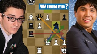 And the winner of Norway Chess 2018 is? | Caruana vs So | Norway Chess 2018