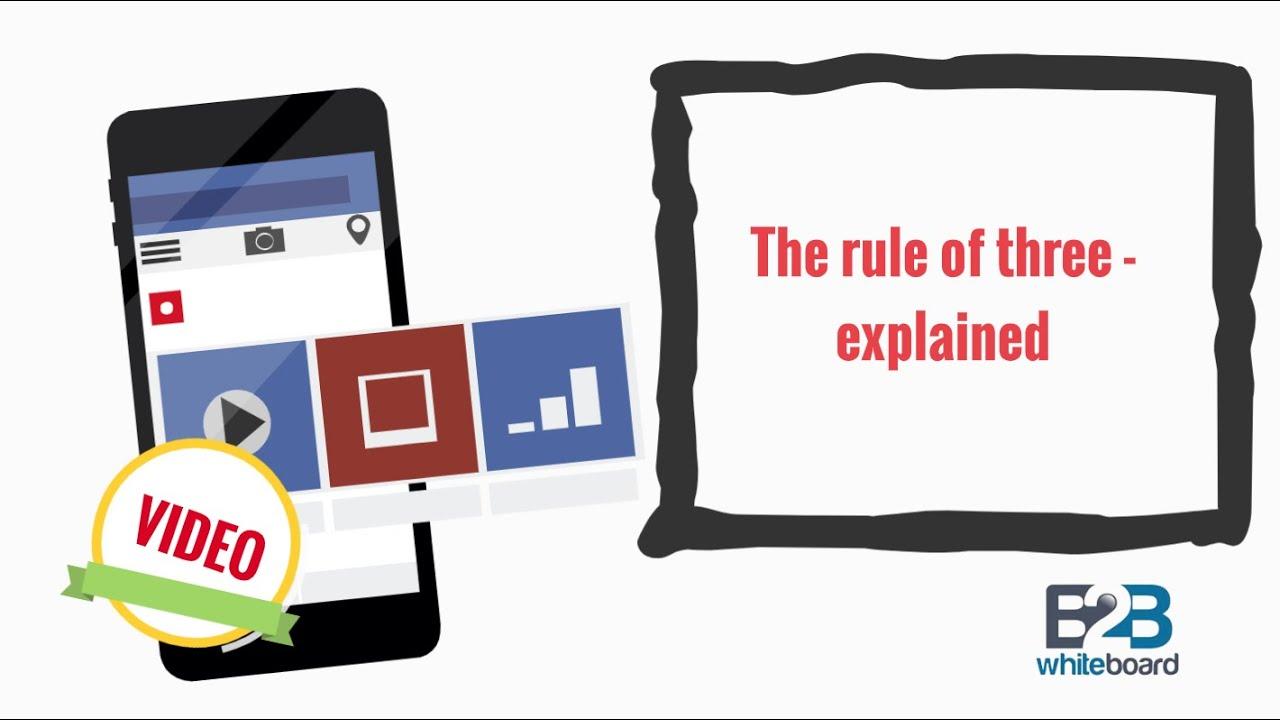 the rule of three summary