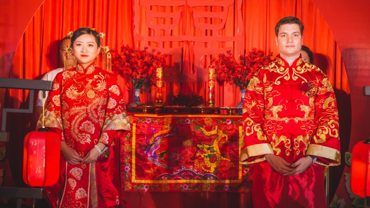 Our Traditional Chinese Wedding (full wedding version ...