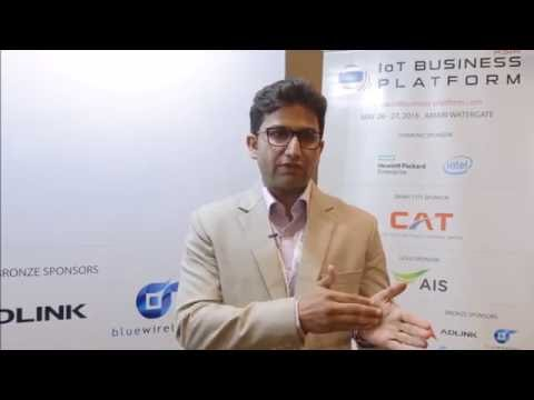 The key to a sustainable IoT development - Asia IoT Business Platform 7th edition