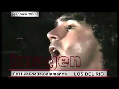 Los del Río - El Pastor - archivo 1996 festival de la Salamanca