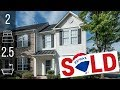 2 Bedroom Charlotte NC Townhome Close to UNCC and 485 | 4214 Coulter Crossing
