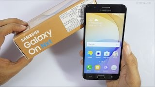 samsung galaxy on nxt smartphone unboxing overview
