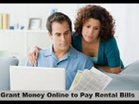 Free Grant Money Online to Pay Rental Bills-Pay Your Rental Bills with Free Grants