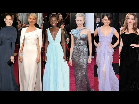 16 Best Oscar Dresses of All Time