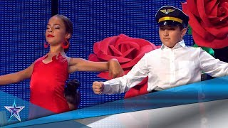 ¿Podrán bailar un REGGAETÓN de ROSALÍA en tono FLAMENCO? | Audiciones 8 | Got Talent España 5 (2019)