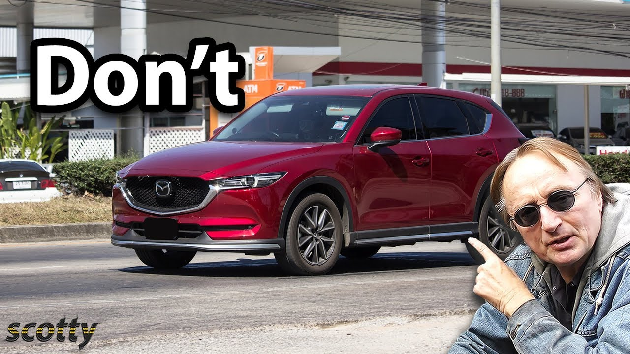 Here's What I Think About the Mazda CX-5 in 1 Minute