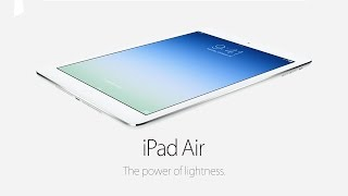 Apple iPad Air Review 2015