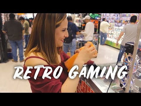RETRO GAMING IN MEXICO CITY [2019] - FrikiPlaza - Mobiles, NES, SNES, Xbox & Playstation Games