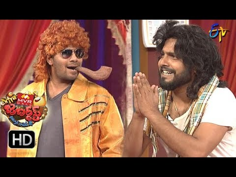 Sudigaali Sudheer Performance | Extra Jabardasth | 9th  March 2018  | ETV Telugu