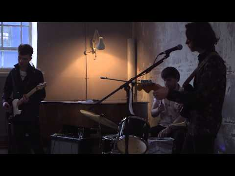 Live @ The Hall: Night Palms - Hot Dreams (Cover)