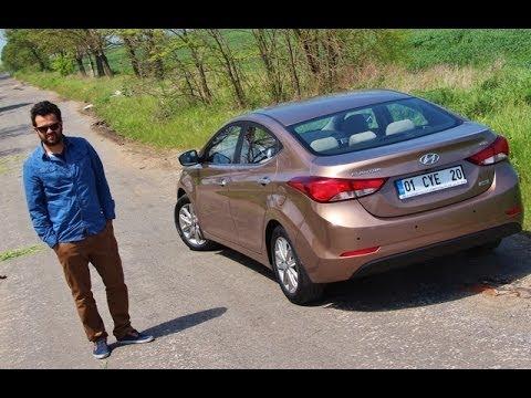 Test Hyundai Elantra 1.6 CRDI Automatic