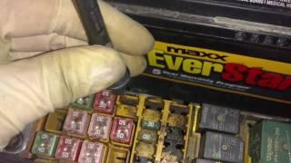 SOLVED! Jeep Liberty 3.7L Heated Oxygen Sensor Faults - P0031 P0051 P0135 P0155
