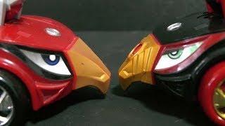 Power Rangers RPM Eagle Car Megazord Toys  파워레인저 엔진포스 엔진 이글 로봇 장난감 변신