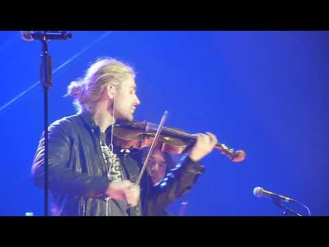 2012-04-20 David Garrett, Halle/Westfalen - Music