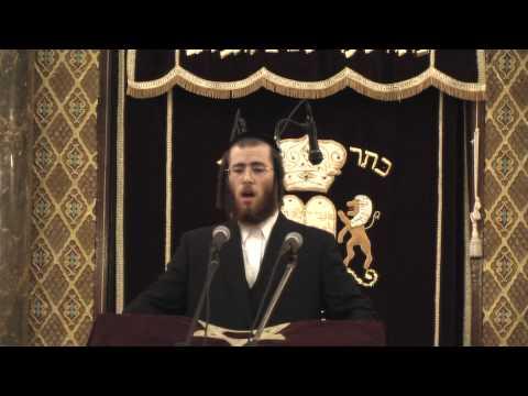 "Cantorial Concert: Ushi Blumenberg Singing ""Omar Rabi Elozor"" (Watch in HD !!!) 3"