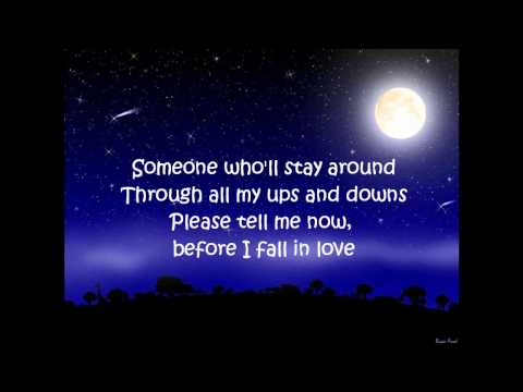 Before I fall in love Coco Lee (With Lyrics)