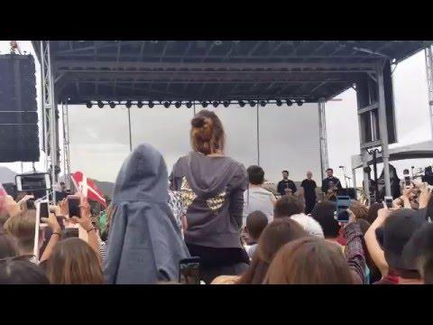 Chipotle Cultivate Festival 2016 // Lukas Graham