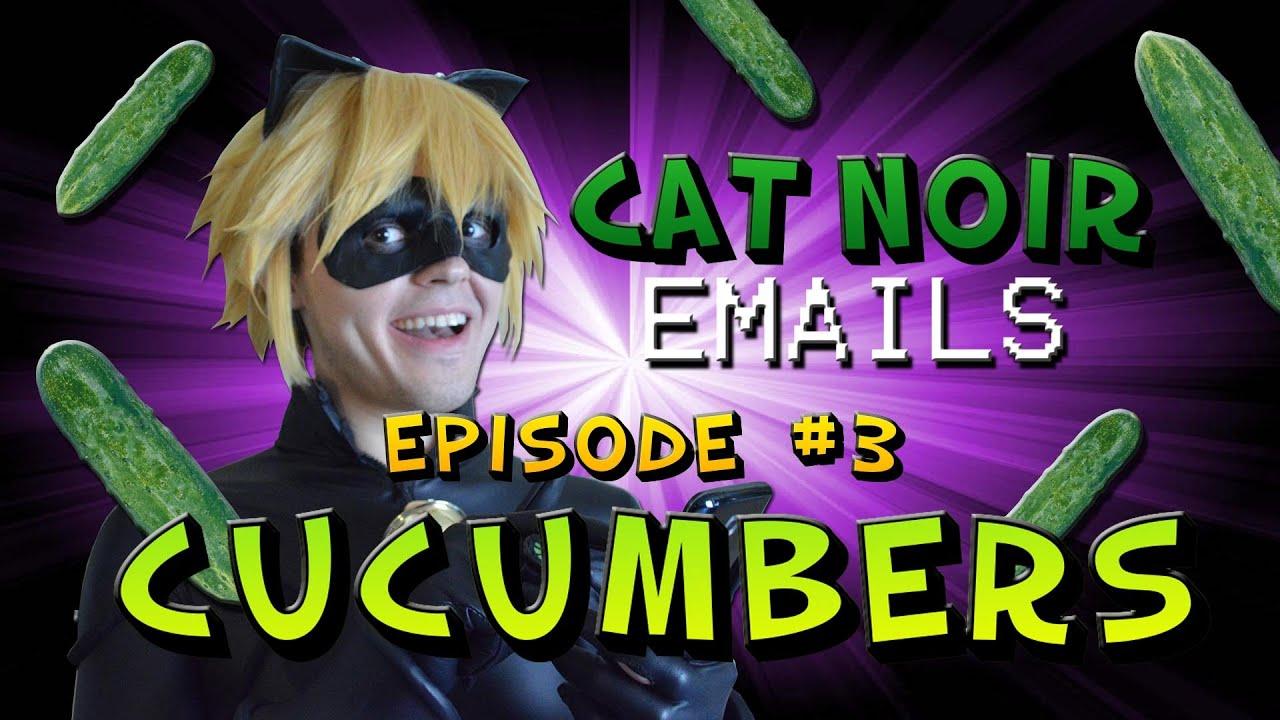 Download Miracu-League: Cat Noir Emails - Email #3: Cucumbers