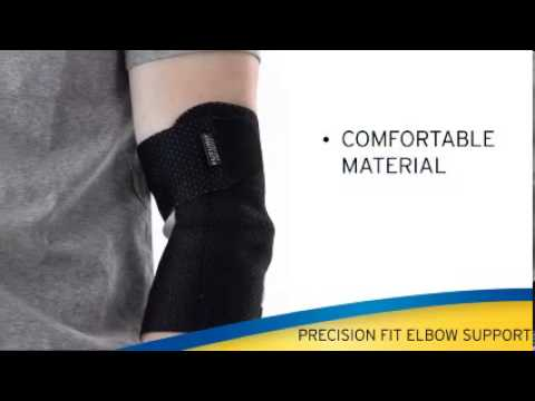 c8452b0572 FUTURO™ Precision Fit Elbow Support - YouTube