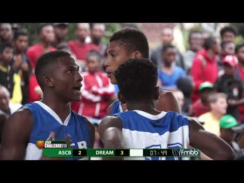 BASKET 3X3 CHALLENGE  U18 HOMMES BY LIVE SPORT MADAGASCAR