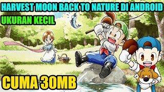Gambar cover Cara Download Dan Install Game Harvest Moon Back To Nature Di Android