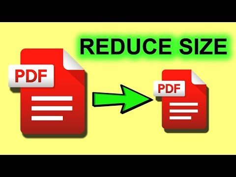 How To Reduce Size PDF File Without Losing Quality - Compress PDF Document