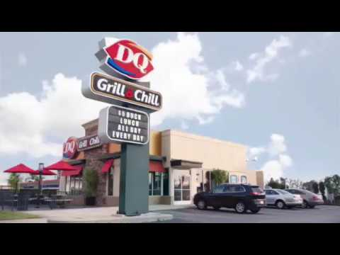 Dairy Queen Todd Commercial