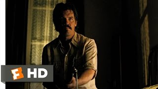 No Country for Old Men (3/11) Movie CLIP - Waiting in a Dark Hotel Room (2007) HD