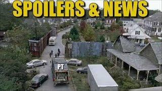 The Walking Dead Filming News & Spoilers - Walker Stalker Cruise 2018 News