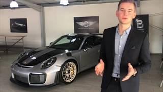 Presentation de la Porsche GT2RS   les tutos de Berbiguier