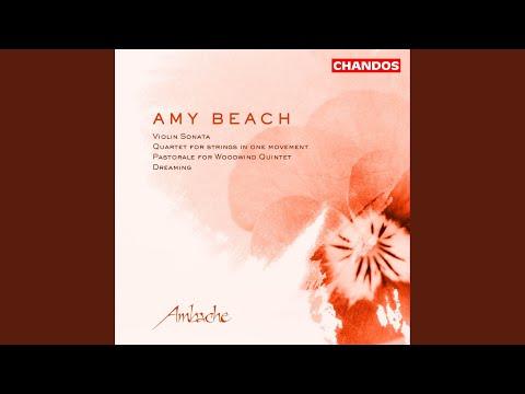 Pastorale for Woodwind Quintet, Op. 151
