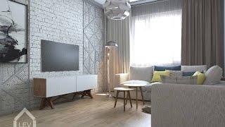 Цена на дизайн.Светлая квартира в новостройке.(, 2017-01-23T14:50:31.000Z)