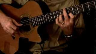 Where Are The Words by Derek Patton, Fingerstyle Guitar
