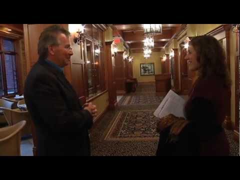Touring The Oak Bay Beach Hotel - Shaw TV Victoria