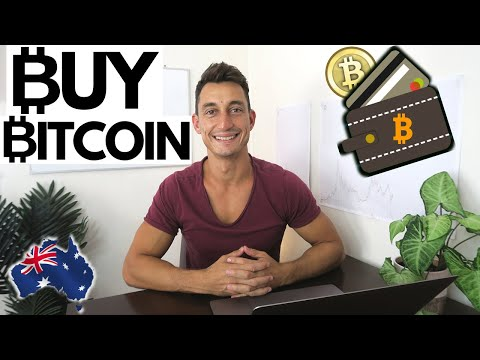 Buy & Sell Bitcoin in Australia for Beginners in Minutes (2021) 💰