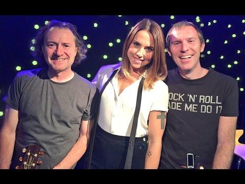 Melanie C - Anymore Acoustic Live On BBC Radio Scotland 12.09.2016