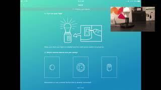 Ikea Tradfri Smart Lights with Apple #Homekit
