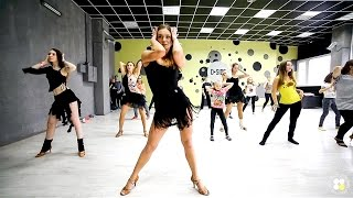 Leo-Dance - Samba Ritmo Loco | latin dance choreography by Katya Klishina | D.side dance studio